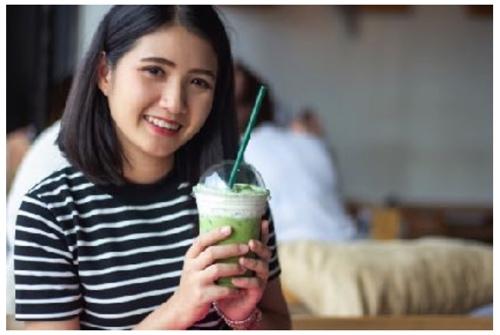 マレーシアで抹茶カフェ6