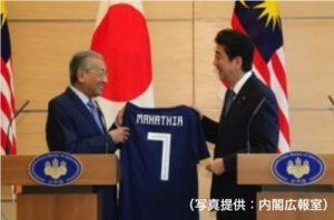 マレーシア進出する理由:ルックイースト政策